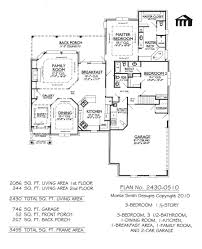 3 Bedroom 2 Bathroom House Plans Home Plans No Dining Room Room 1 Family Room 1 Study 2 Car
