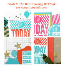 amazing birthday cards in the mail order by august 29 2014 www