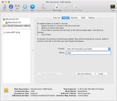 format wd elements external hard drive for mac my drive format is unknown questions answers