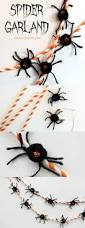 spider garland halloween blog hop u0026 link party