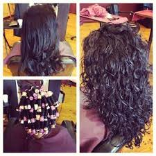 loose curl perm long hair loose curl perm now if mine would just come out like this in