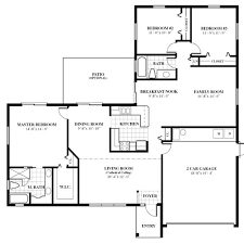 floor plans house floor plan of a bungalow alluring home floor plans home design ideas