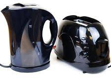 Red Kettle And Toaster Kettle And Toaster Set Ebay