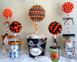 Halloween Jar Ideas by Halloween Candy Topiary Halloween Decorating Ideas And