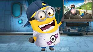 despicable me minion rush striker minion vs meena and vector