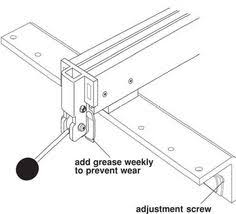 diy biesemeyer table saw fence how to make a biesemeyer style table saw fence 78 919b t2