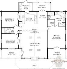 one story log home floor plans one story log home house plans decohome