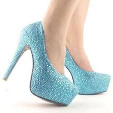 Wedding Shoes Blue Blue Wedding Shoes Ebay