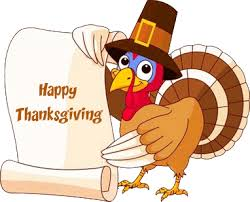 Thanksgiving November 26 Library To Close At 4 Pm On Wednesday November 26 For Thanksgiving