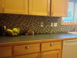 Traditional Backsplashes For Kitchens Decor Omicron Granite Countertop With Peel And Stick Tile