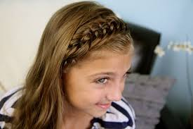 the knotted headband back to hairstyles cute girls