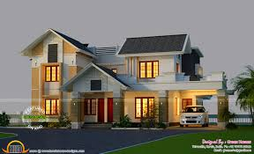 100 Green Home Design Kerala Modern Contemporary House