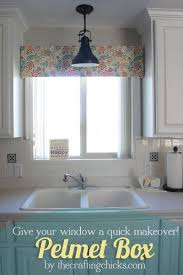 Curtain Box Valance Best 25 Box Valance Ideas On Pinterest Window Valance Box
