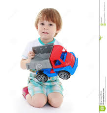 kid play car kid boy toddler playing with toy car stock photo image 41829747