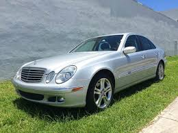 mercedes of miami 2006 mercedes e class e 350 4dr sedan in miami fl metrocars