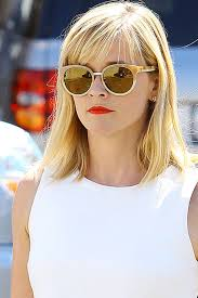 hairstyle and eyewear secrets fringes the best celebrity looks in every length and every style