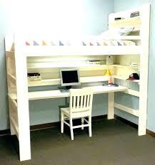 lit mezzanine avec bureau ikea civilware co wp content uploads 2018 01 lit avec b