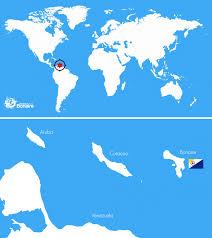 Bonaire Map Bonaire We Share Bonaire