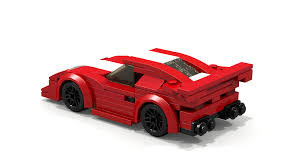 lego ferrari lego ferrari fxx race car building instructions