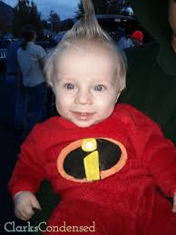 Halloween Costumes Incredibles Diy Jack Jack Incredible Costume