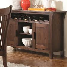 Ikea Buffet Sideboards Astounding Buffet Table With Wine Rack Buffet Table