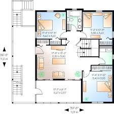 house plans with 5 bedrooms style house plans plan 5 847