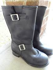 womens xelement boots xelement leather medium width b m boots for ebay