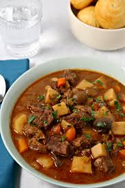 the easiest ever slow cooker beef stew cooking in stilettos