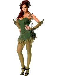 poison ivy costume batman halloween costumes