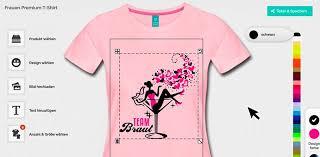 shirt selbst designen t shirt selbst gestalten wecke deine kreative seite