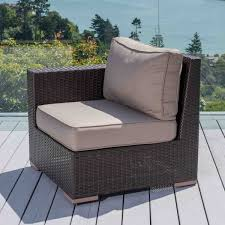 Outdoor Patio Chair by All Weather Wicker Outdoor Patio Furniture Terra Patio