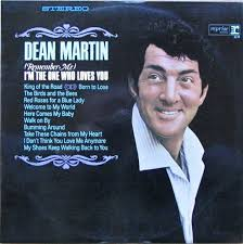 dean martin remember me i m the one who you vinyl lp