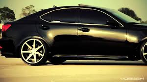 lexus is 350 wallpaper iphone lexus is 350 on 20 vossen youtube