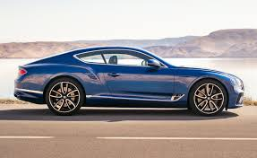bentley coupe blue bentley u0027s new continental gt is a complete re imagining wallpaper