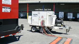 load bank testing a crucial part of generator maintenance