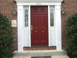 colonial trim front doors colonial front door entrances colonial front door