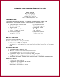 Sample Resume Objectives Military by Sample Resume For A Military To Civilian Transition Military Com