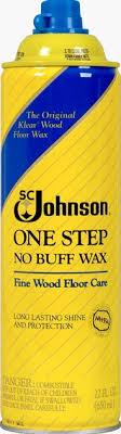 sc johnson one no buff wax sc johnson