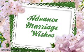 Wedding Wishes Download Advance Marriage Wishes Ecard Greeting Card Fancygreetings Com