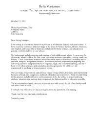 best ideas of sample cover letter for university professor with
