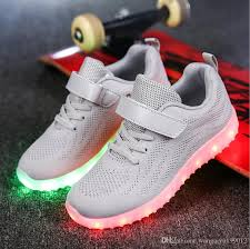 led lights shoes nike autumn children light shoes led light shoes boy usb charge