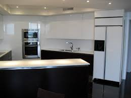 european style modern high gloss kitchen cabinets home decoration