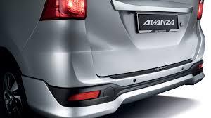 toyota motor car toyota malaysia avanza