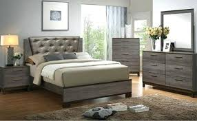 two tone bedroom furniture of bedroom set two tone antique gray