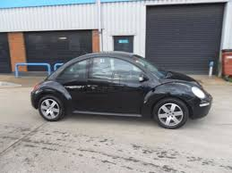 used volkswagen beetle luna black cars for sale motors co uk