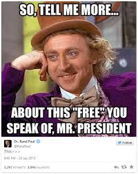 Paul Meme - condescending wonka rand paul know your meme