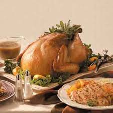 low sodium herb rubbed turkey recipe taste of home