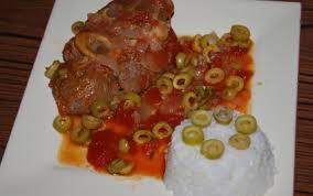 cuisiner jarret de veau recette jarret de veau aux olives 750g