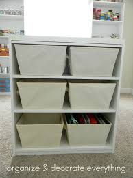 Diy Craft Desk With Storage Make Your Own Diy Craft Table Using Inexpensive Pieces Organize
