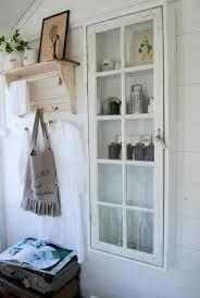 Schlafzimmerfenster Dekorieren Alte Fenster Dekoration Schrank Schmall Vintage Wandverkleidung